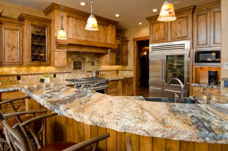 Charmant Exotic Granite Countertops