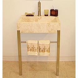 CM2418-TR bathroom console