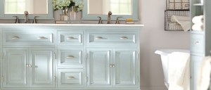 White Bath Vanities