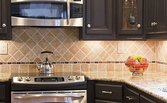 kitchen backsplash tile. One Of The Most Popular Areas That Backsplash Tiles Kitchens Toronto By Stone Masters