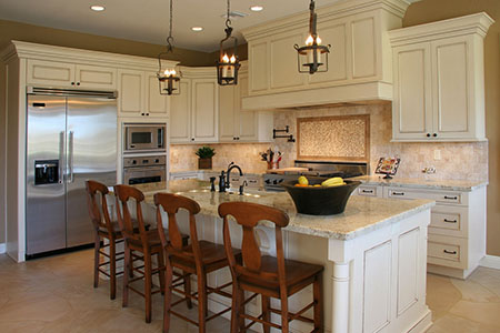 quartz kitchen countertop trend