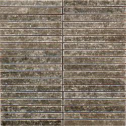 6″X5/8″ Nero Mosaic