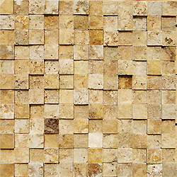 Yellow Travertine Split Face