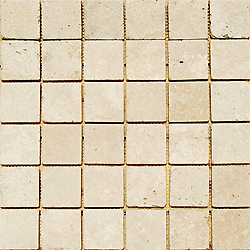 2″ X 2″ Classic Travertine